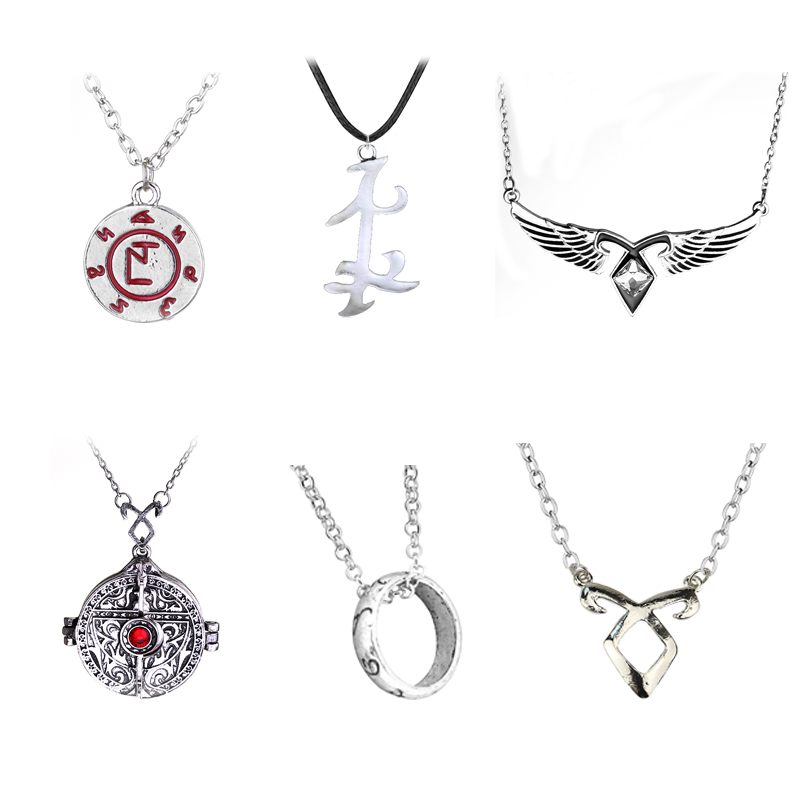 The Mortal Instruments City of Bones necklace Vintage
