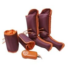 Last New Electric 12V1A Airbag Pressing Pressure Air Compression Foot Leg Massager