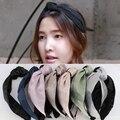 Cute Korean Women Girls Bunny Turban Bow Knot Hairband Hair Hoop Head Wrap Accessories