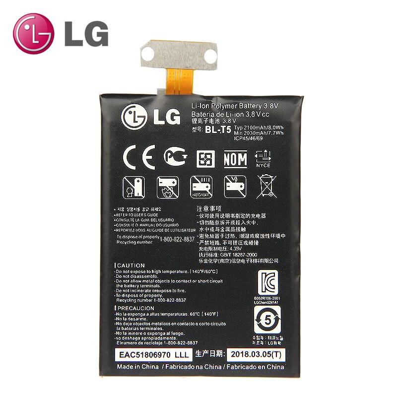 Original LG  Google Nexus 4 Battery for LG Google Nexus 4 E960 Optimus G E970 E973 F180 LS970 E975 BLT5 BL-T5Original LG  Google Nexus 4 Battery for LG Google Nexus 4 E960 Optimus G E970 E973 F180 LS970 E975 BLT5 BL-T5