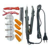 Professional Variable Heat Control U TIP Fusion Hair Extension Keratin Bonding Salon Tool Heat Iron Wand