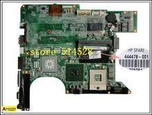 original dv6000 laptop motherboard integrated for HP 444478-001 100% Test ok