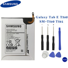 SAMSUNG Original Tablet Battery EB-BT561ABE For Samsung GALAXY Tab E T560 T561 SM-T560 Authentic Replacement Battery 5000mAh original samsung galaxy tab e t377a wifi 4g at