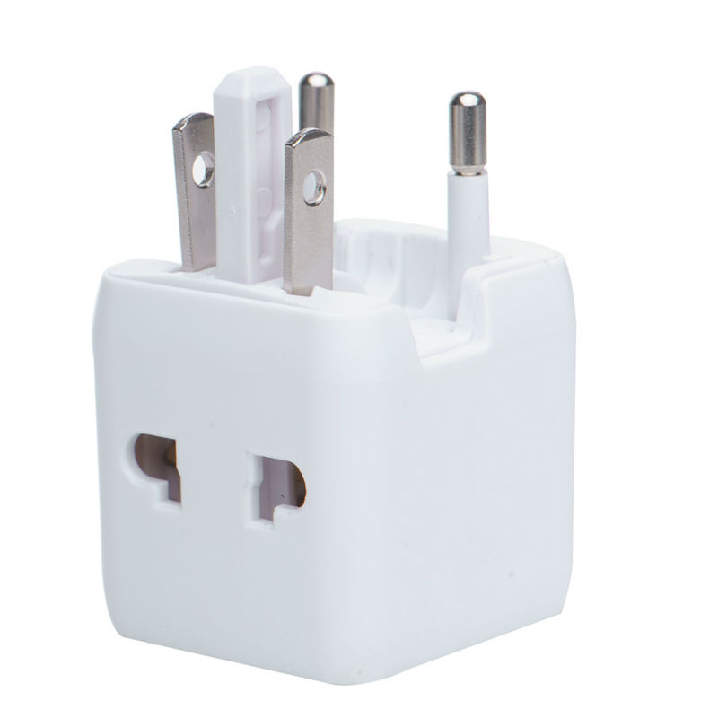 UE US UK Plug Socket Power Adapter Charger Converter Travel Wall Chargers For Iphone Samsung Huawei Meizu Smartphone Charger