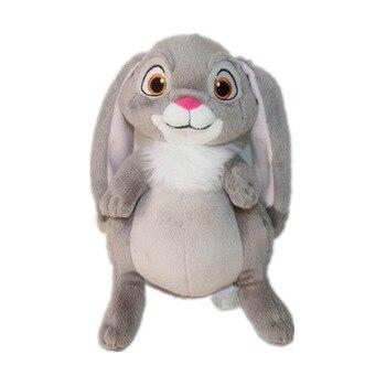 Super Linda Sofia la primera princesa de Sofia muñecas juguetes 22 cm Sofia trébol de dibujos animados conejo encantador conejito suave muñecas de peluche regalos de los niños