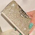 Diamante bling cristal rhinestone pu leather flip stand back case capa para samsung galaxy j1 j2 j3 j5 j7 (2016) com slot para cartão