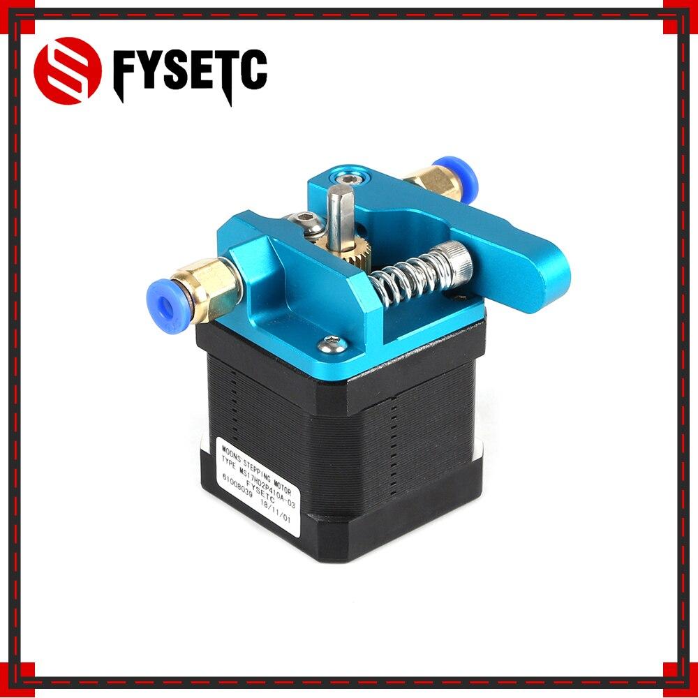 CR10 New Extruder Near Remote Universal Wire Feeder Blue Sand Upgrade MK8 1.75MM 3D Printer Accessories