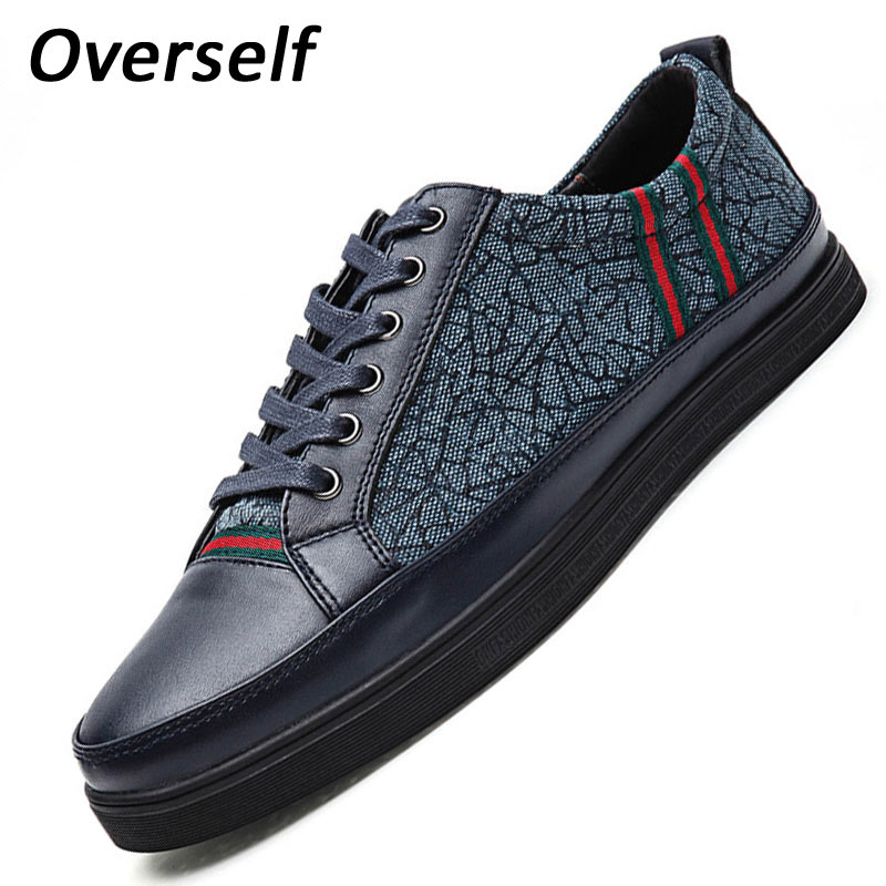 Men casual shoes In the autumn of 2017 New England men's trend of men's shoes casual shoes leather shoes breathable four male the history of england volume 3 civil war