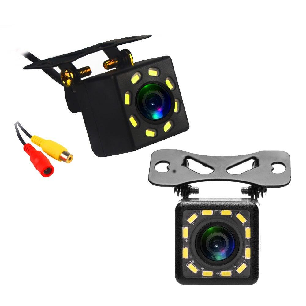 Car-Rear-View-Camera Color-Image Universal Wide-Angle Night-Vision Backup 170 Waterproof