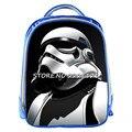 Star wars mochila para meninos mochila crianças mochila de star wars stormtrooper sacos do jardim de infância da escola dos miúdos mochilas