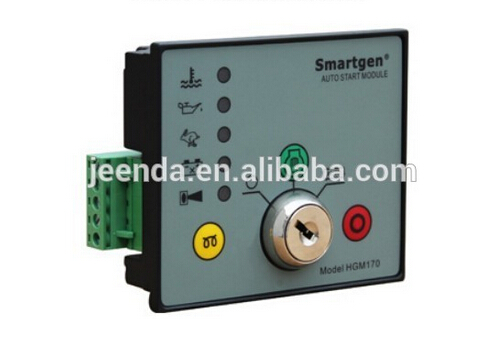 Contrôleur Smartgen contrôleur de groupe électrogène contrôleur HGM170