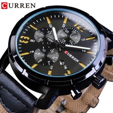 CURREN Fashion Casual Series Military Design Nylon Band Calendar Display Mens Watches Top Brand Luxury Quartz Sport Wrist Watch все цены