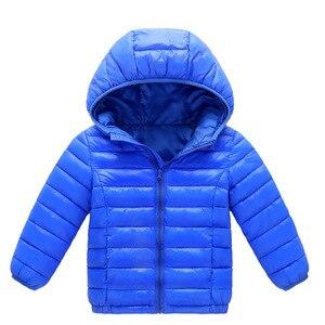 Image 4 - Chaqueta para niños adolescentes, Otoño Invierno 2020, chaquetas para niñas, Abrigos, Chaquetas para niños, abrigos cálidos para niños, abrigos para niñas, ropa