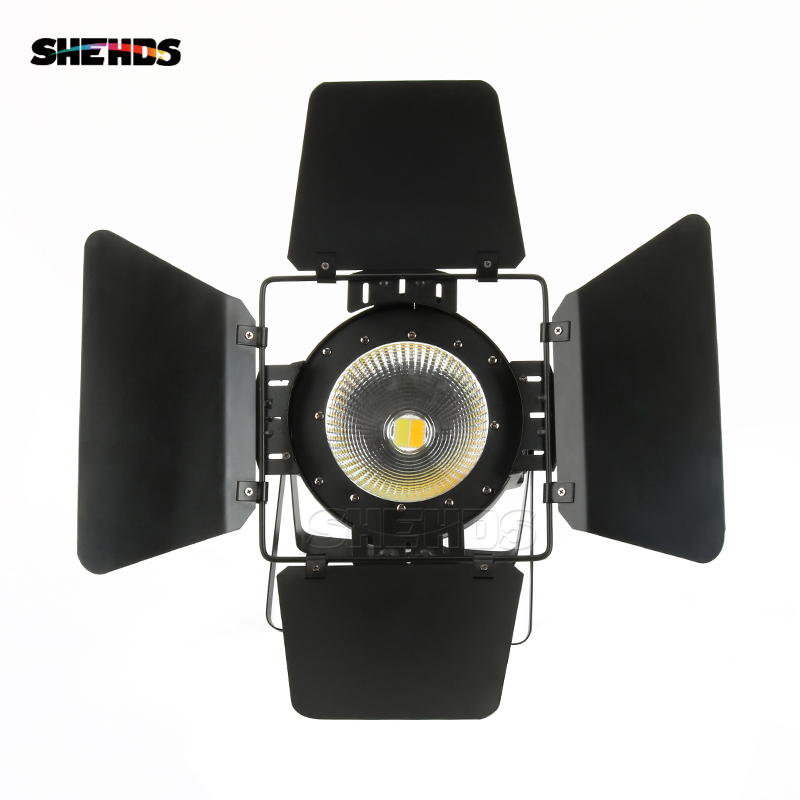 Novelties LED 200W COB Par Lights Aluminum Housing White Warm White Color For Stage Theater Small