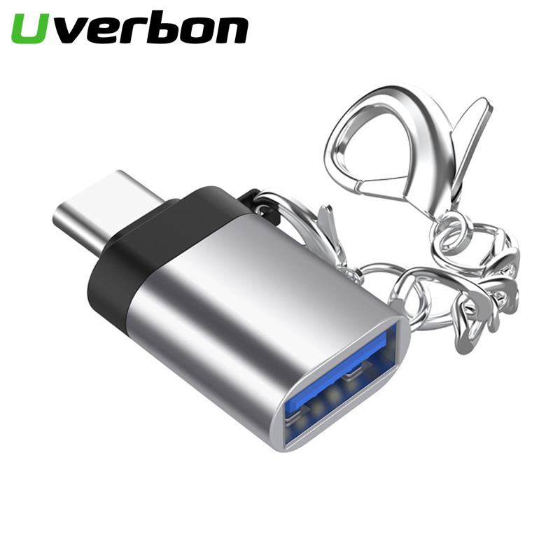 Type C OTG Adapter USB C Male To USB 3.0 Female Data Sync Converter USB-C Type-C Cable For Xiaomi Huawei Samsung Mouse Keyboard