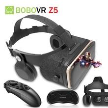 Original BOBOVR Z4 Update Z5 VR 3D Box Helmet font b Virtual b font font b