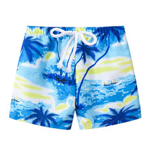 SAGACE Baby Kids Boy Shorts Summer Multi-Color Printing Cartoon Boys Babies Beach Short Pant Casual Loose Colorful Fitness Short cheap Polyester Fits true to size take your normal size Elastic Waist Children casual short baby boy shorts Beach baby boy shorts