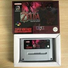 BS Легенда Zeldad Древние каменные Планшеты 16 бит игры cartidge ЕС Версия