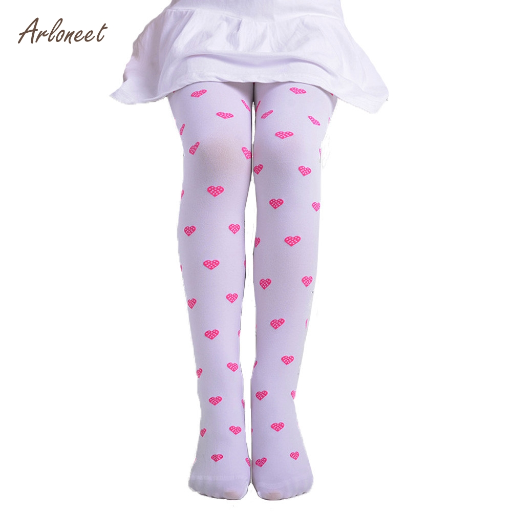 Girls' Clothing Arloneet Baby Girl Dancing Tights Slim Stockings Fashion Collant Toddlers Infant Kids Stockings Tights Panty Candy Colors L0920 Mother & Kids