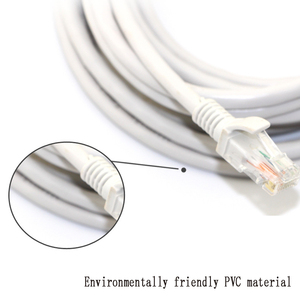 Image 2 - 50 pcs 이더넷 케이블 고속 rj45 8p8c 네트워크 lan 케이블 라우터 컴퓨터 이더넷 케이블 pc 라우터 노트북
