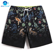 Men's bathing suit summer swimming suit board shrots plavky beach shorts joggers liner swimwear sexy beiefs mesh(China)