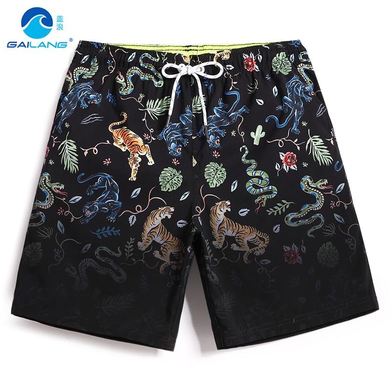 Men's bathing suit summer swimming suit   board   shrots plavky beach   shorts   joggers liner swimwear sexy beiefs mesh