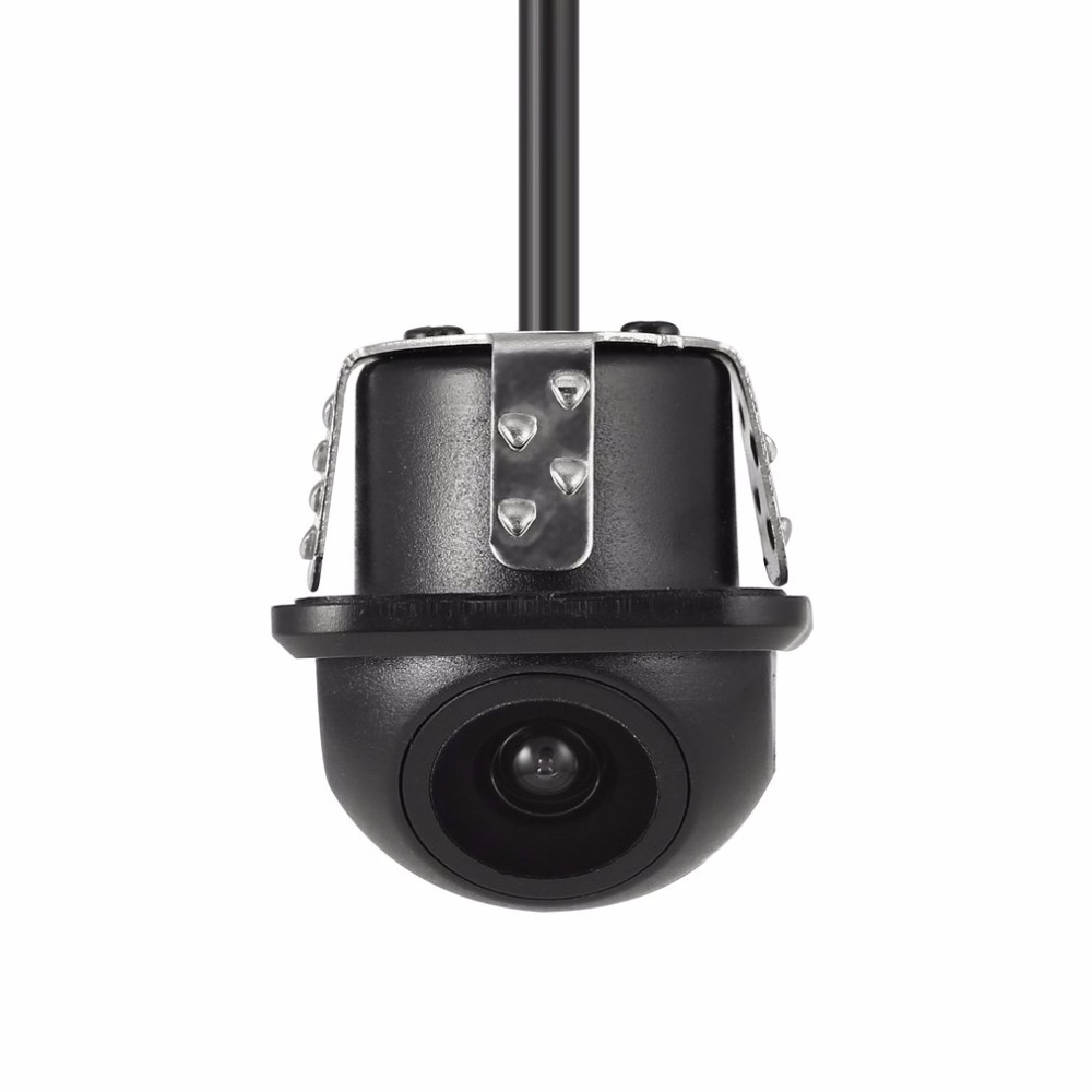 Waterproof Wide Angle HD Car Backup Rear View Camera With Mirror Image Convert Line Reverse Camera Parking Assistance System
