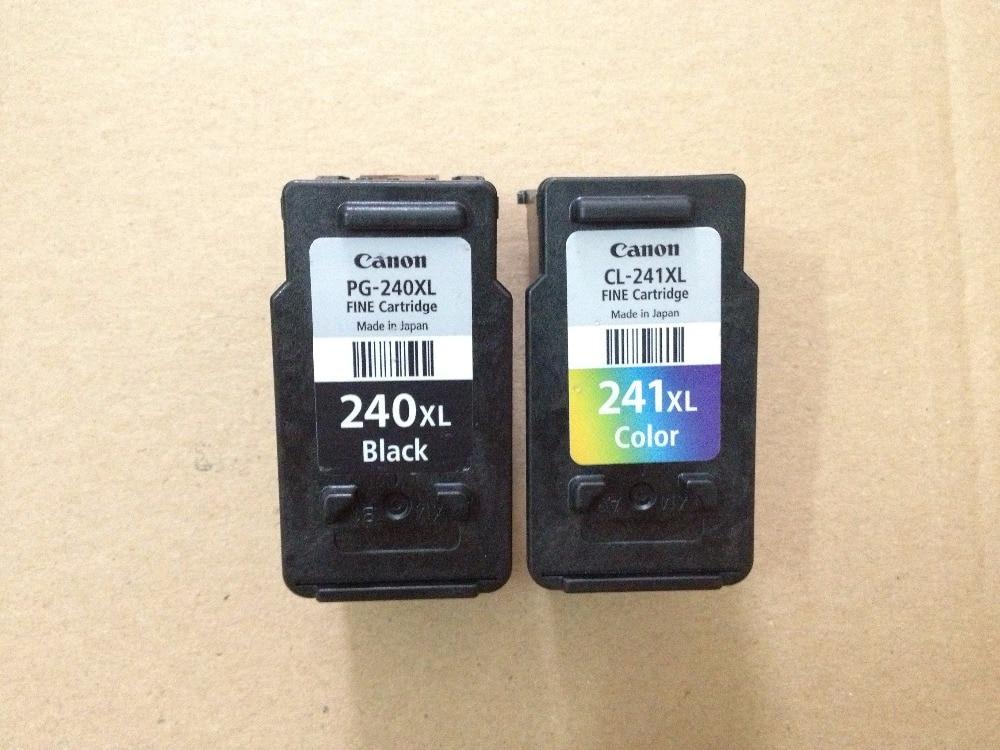 ФОТО Wholesale 1set pg-240 cl-241, ink cartridge for Canon pg240 cl241 used in PIXMA MG2120 MG2220 MG4120 MG4220 MX372 MX432 MX512