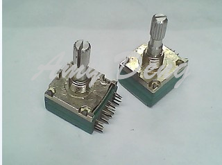 Potentiometers Learned Japan Gps540 Encoder 40 Posioning Number Pulse Switch Shaft Length 25mm Beneficial To The Sperm