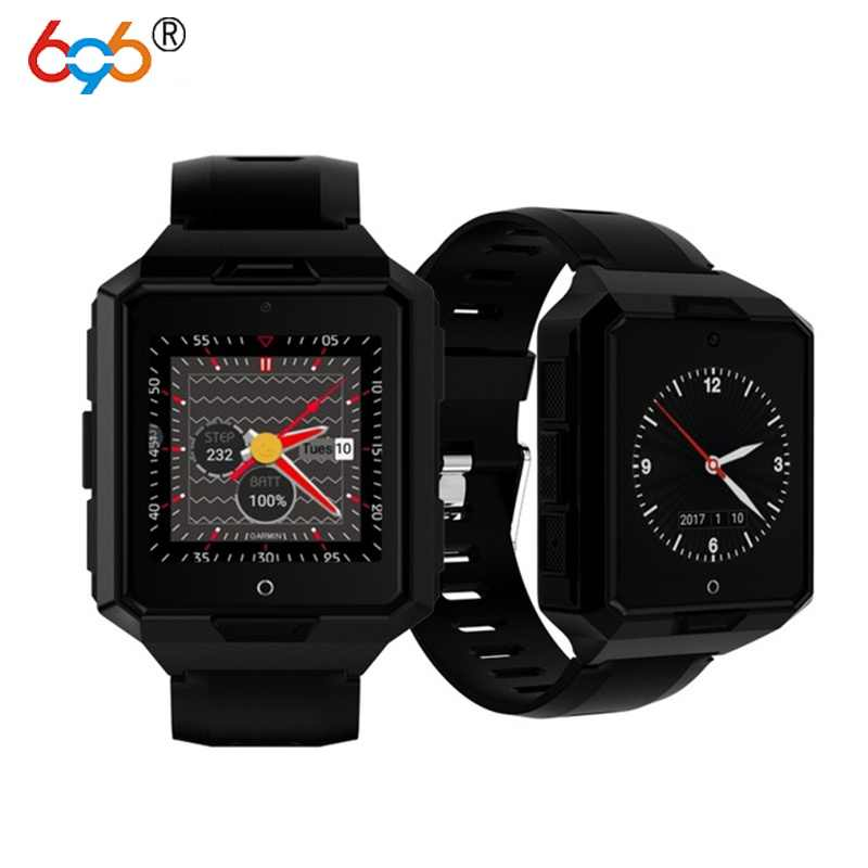 696 4G smart watch M9 Android 6,0 MTK6737 1G 8G smartwatch IP67 Водонепроницаемый 850 мА-ч