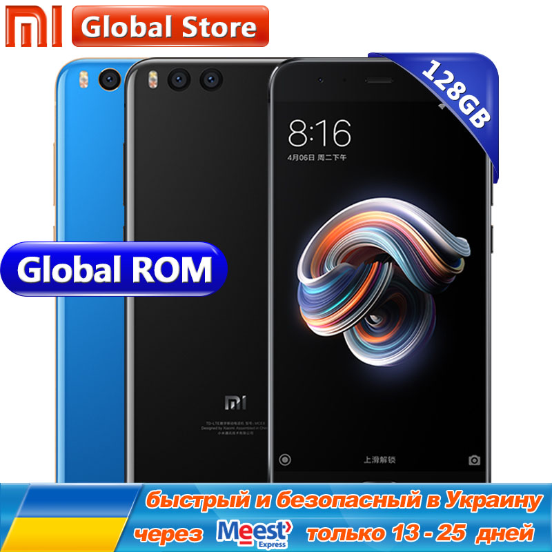 Original Xiaomi Mi Note 3 6GB RAM 128GB ROM Snapdragon 660 Octa Core Mobile  Phone Android Phone Dual 12.0+16.0MP 1920 1080 bdea91237570