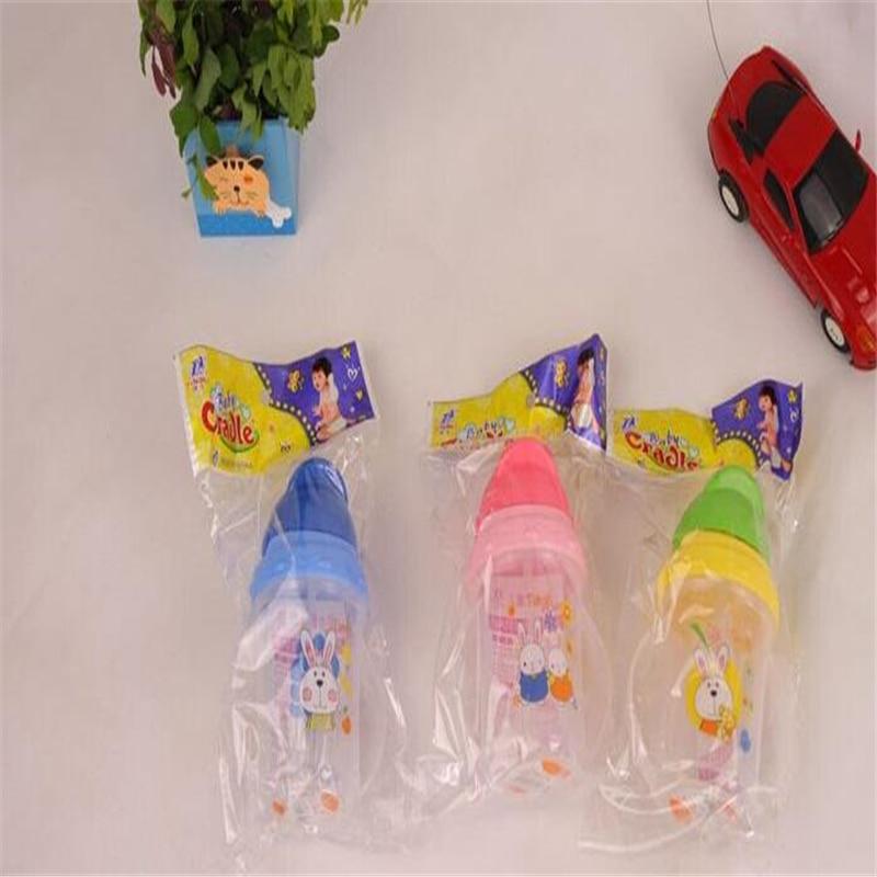 1 Unids Bebé de Dibujos Animados Niños PP De Plástico Taza De Paja - Alimentación - foto 6