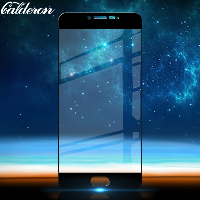 3D Protective Glass For Meizu Meilan X Tempered Glass For Meizu M3X M682Q 5.5 inch Screen Protector Glass Film Cover