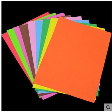 New arrival A4 sponge paper handmade paper manual materials 20pcs/lot
