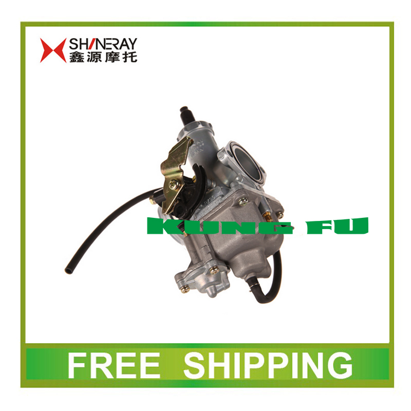 Shineray 250CC Carburetor XY250GY XY250GY-2A X2 PZ30 30m carburetor jet #105 motorcycle accessories parts free shipping 125cc cbt125 carburetor motorcycle pd26jb cb125t cb250 twin cylinder accessories free shipping
