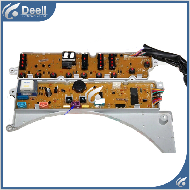 Free shipping 100% tested for Midea for Rongshida washing machine board RB55-X337G motherboard on sale stainless steel automatic rain water constant pressure jet self priming pump bjz100 with 0 75kw water pump for medium large home