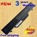 5200 mah Batería PARA HP Compaq 4510 4510 s 4515 s 4710 s HSTNN-1B1D NBP8A157B1