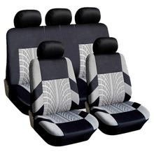 9Pcs/Set Universal Breathable Car Seat Cover Composite Sponge High Quality Durable Styling Accessories