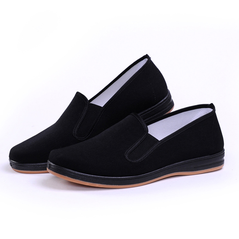 Plus Size 35 45 Fashion Women Shoes Old Beijing Flats Casual Shoes Style Cloth Shoes Woman In