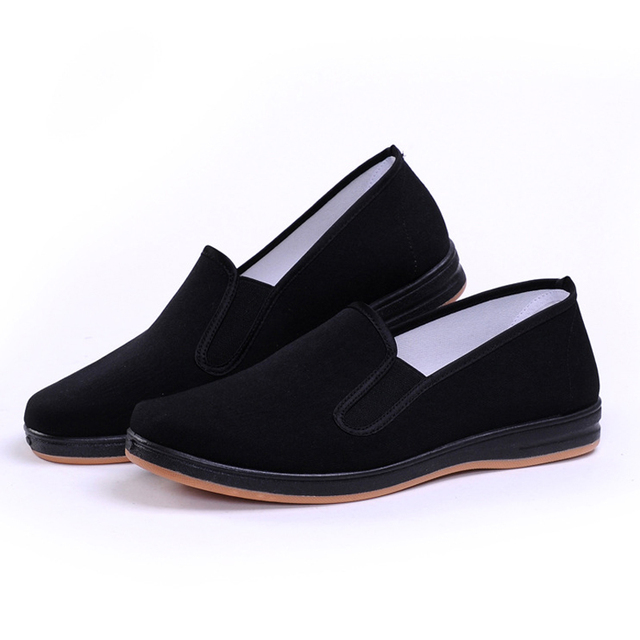 Plus Size 35-45 Fashion Women Shoes Old Beijing Flats Casual Shoes Style Cloth shoes woman