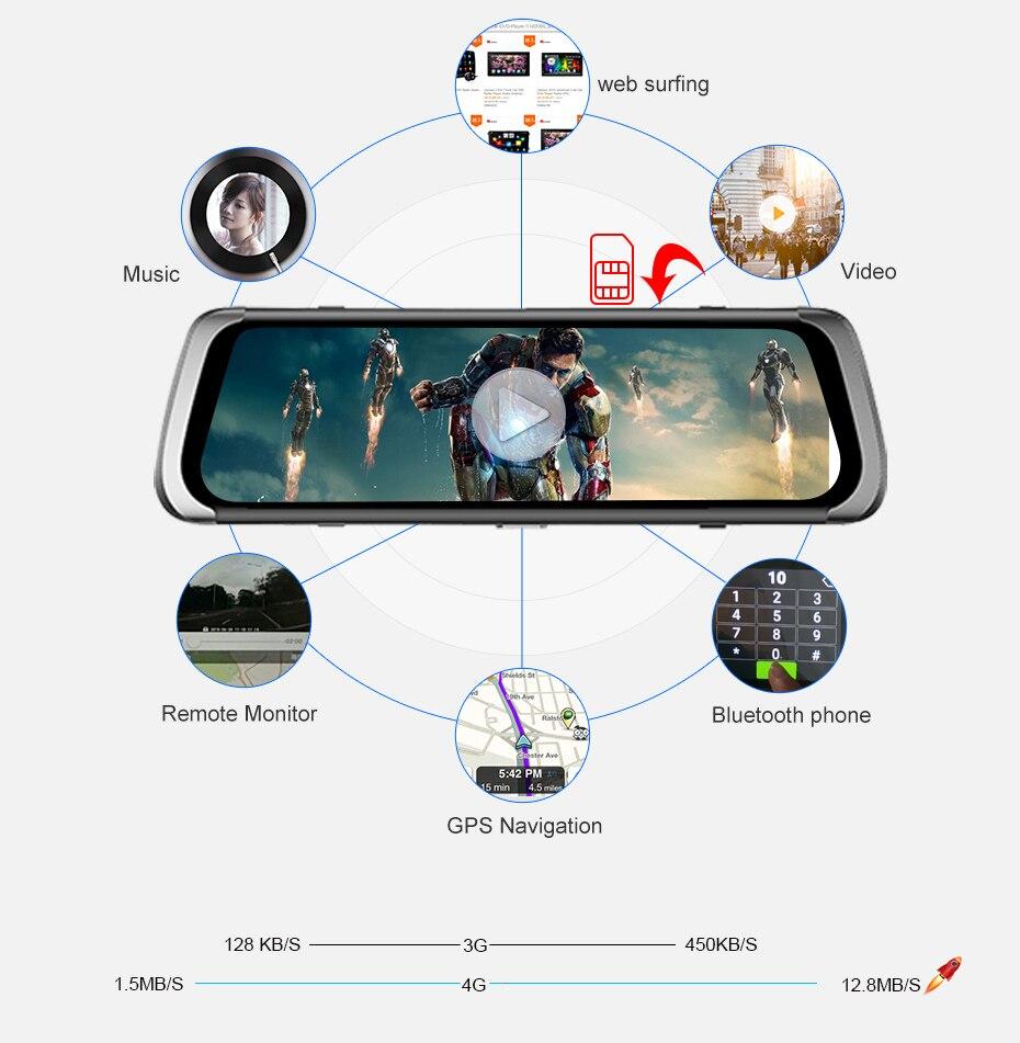 HTB12v82XyLxK1Rjy0Ffq6zYdVXa6 - Car DVR 4G Full HD 1080P Android Rear View Mirror Camera