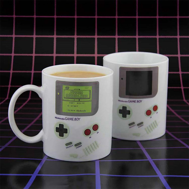 Game Boy Mug