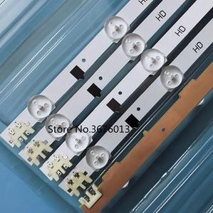 Image 3 - POUR samsung 2013SVS32H Ue32f5000 D2GE 320SCO R3 UA32F4088AR UA32f4100AR Rétroéclairage LUMENS D2GE 320SC0 R3 650MM 9LED 32 pouces