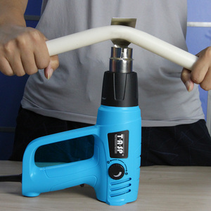 Image 4 - TASP 2000W Pistola Ad Aria Calda Pistola di Calore Variabile Elettrico Temperatura 60 ~ 600C Barbecue Più Leggero 5 ugelli e Raschietto Utensili elettrici