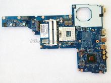 original laptop Motherboard For hp compaq 450 1000 2000 CQ45 2000 685783-001 for intel cpu with HM70 integrated graphics card