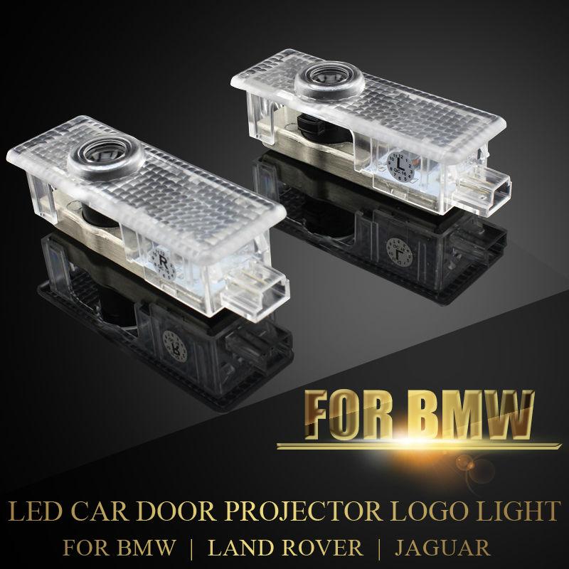 الصمام ضوء باب السيارة شعار ليزر ضوئي - أضواء السيارة