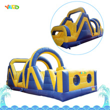 Kids Outdoor Inflatable Backyard Obstacle Bouncer with Wholesale Price
