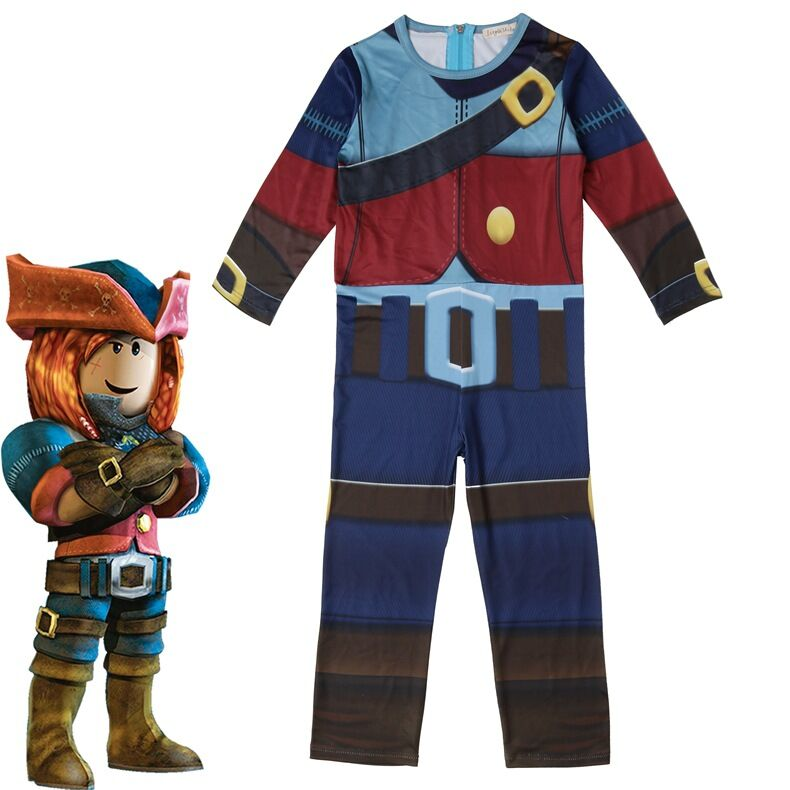 Cosplay Costume Boys Clothes Sets Children Halloween ...
