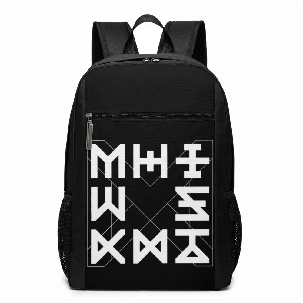 Monsta X Backpack Monsta X Aesthetic Logo Backpacks High Quality Pattern Bag Student Street Men S Women S Multifunctional Bags Backpacks Aliexpress