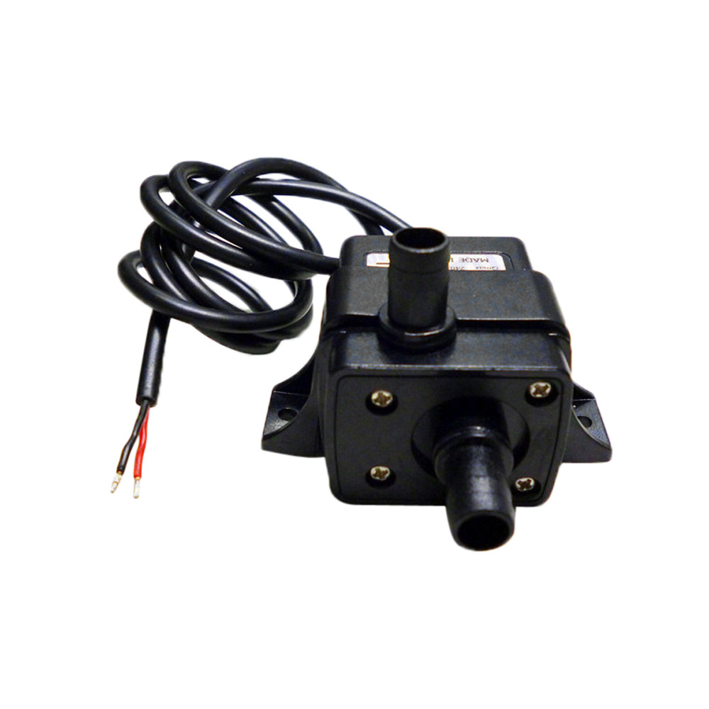High Performance QR30E DC 12V 4.2W 240L//H Flow Rate CPU Cooling Car Brushless Water Pump Waterproof Brushless Pump